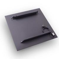 Керамическая панель отопления HYBRID (Гибрид) 375 W, черная