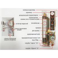 Электрокотел Tenko (Тенко) СТАНДАРТ CKE 7,5 кВт