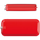 Расширительный бачок плоский прямоугольный красный CIMM RP 200/6 (9106)
