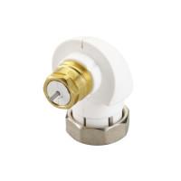 Угловой адаптер Danfoss для термостатических элементов (013G1360)