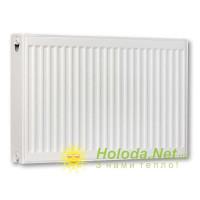 Стальной радиатор ENERGY 22 тип h=600, боковое подключение