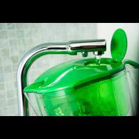 Фільтр-глечик НАША ВОДА Maxima зелений