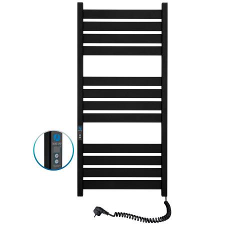 Полотенцесушитель Navin Largo 500х1200 Digital правый (черный муар) 12-244052-5012