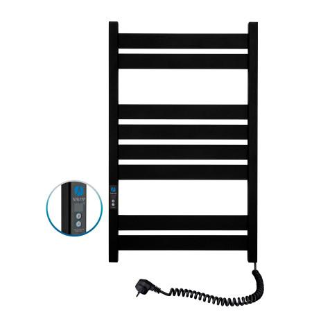 Полотенцесушитель Navin Largo 500х800 Digital правый (черный муар) 12-244052-5080