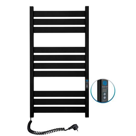 Полотенцесушитель Navin Largo 500х1000 Digital левый (черный муар) 12-244152-5010