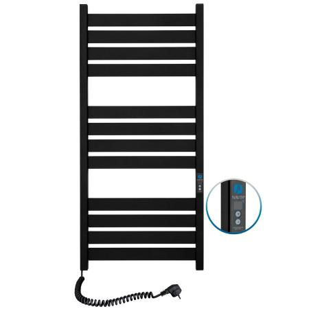 Полотенцесушитель Navin Largo 500х1200 Digital левый (черный муар) 12-244152-5012