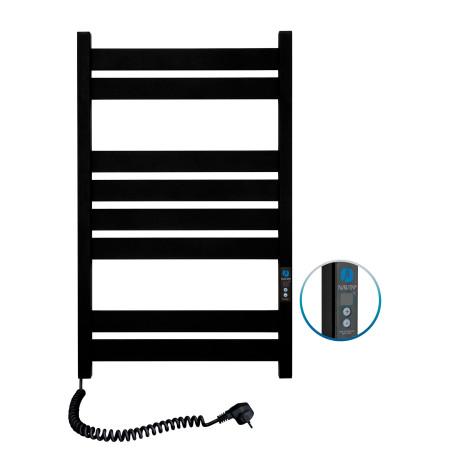 Полотенцесушитель Navin Largo 500х800 Digital левый (черный муар) 12-244152-5080