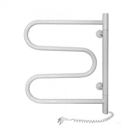 Электрический полотенцесушитель NAVIN Змеевик 500х600 поворотный (12-018000-5060)