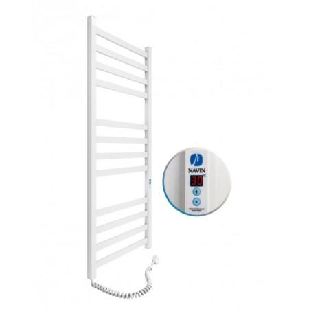 Электрический полотенцесушитель NAVIN Авангард Digital 480х1200 левый с таймером (12-028152-4812)