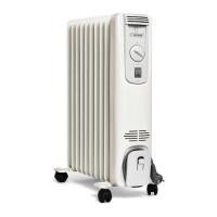 Масляный радиатор Термия 1020
