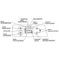Конвектор Термия ЕВНА - 1,0/230 С2Н (мби) с программатором