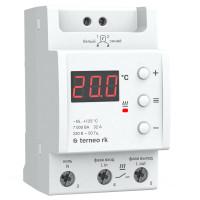 Терморегулятор для котла TERNEO rk на 32 ампера
