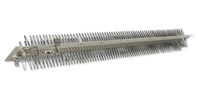 Игольчатый нагревательный элемент для конвектора